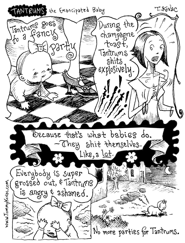 Tantrums comic #2