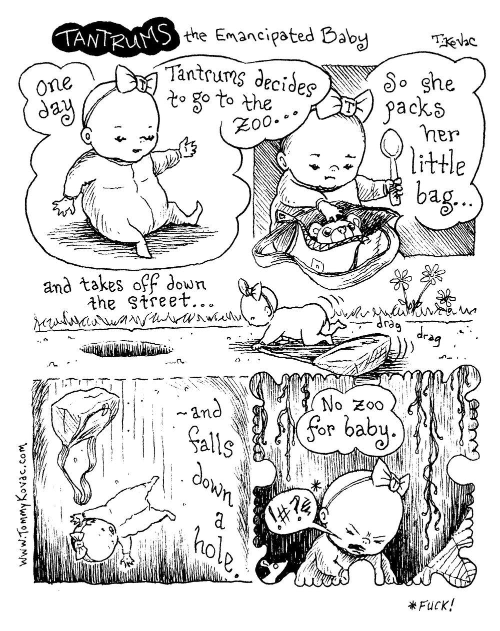 Tantrums comics #1