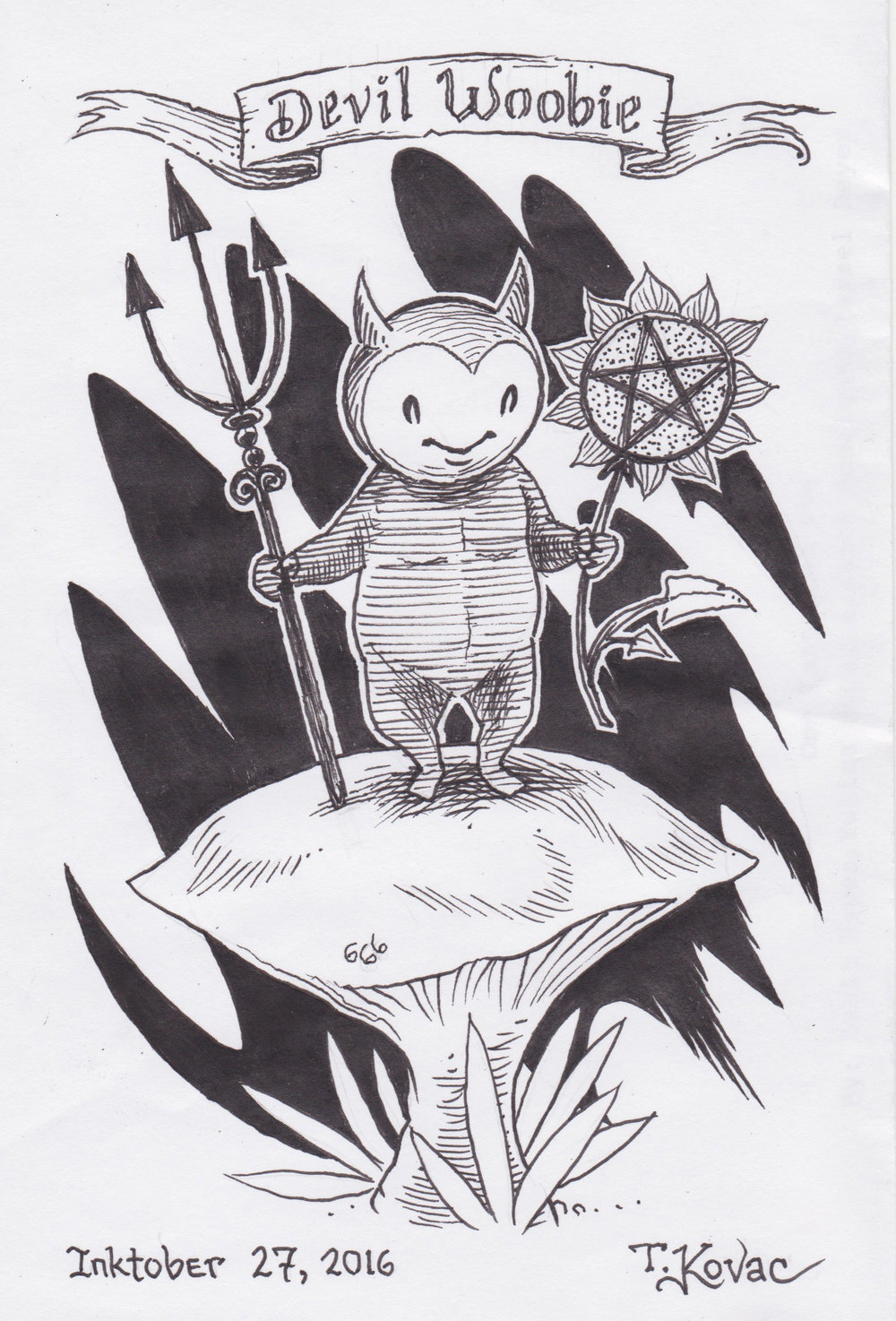 Devil Woobie