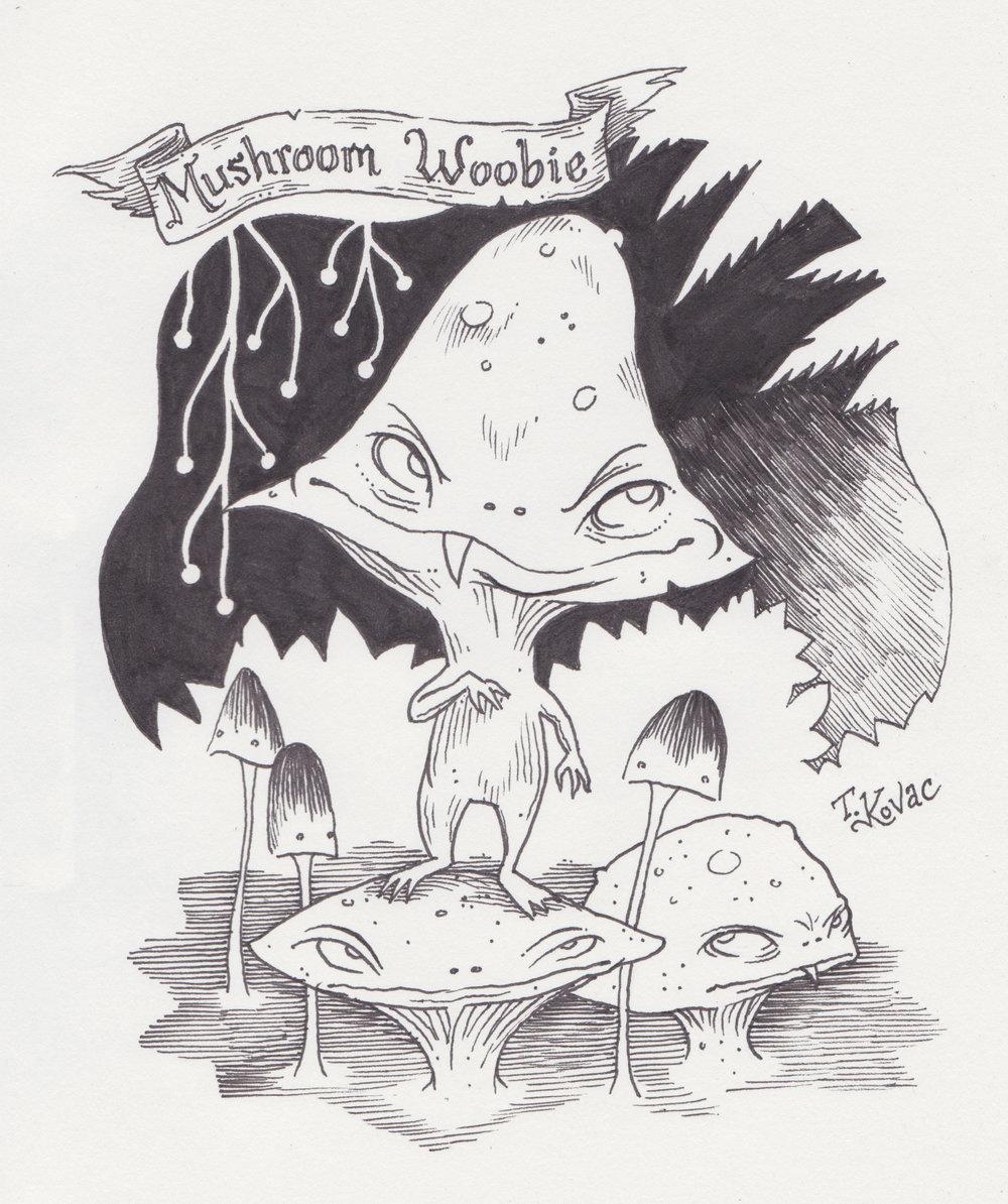 Mushroom Woobie