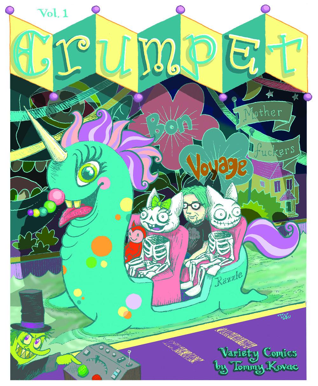 Crumpet #1