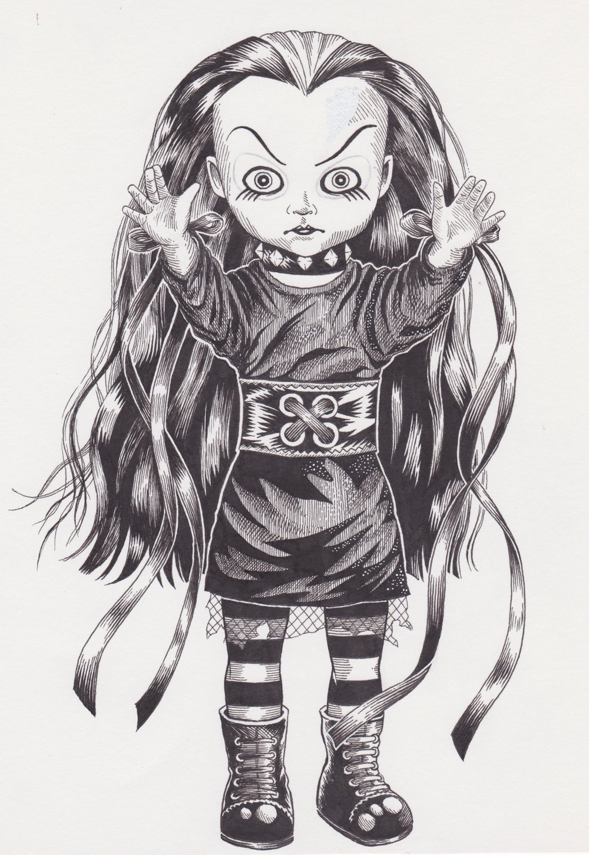 Living Dead Doll 1