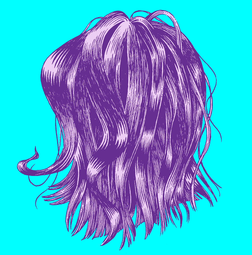 Hair1 (BluePurple)