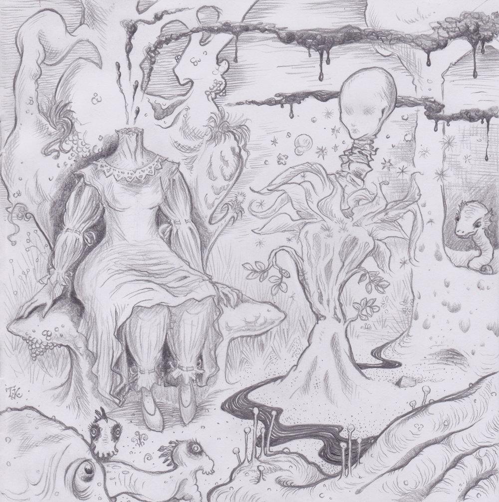 Devil's Garden sketch