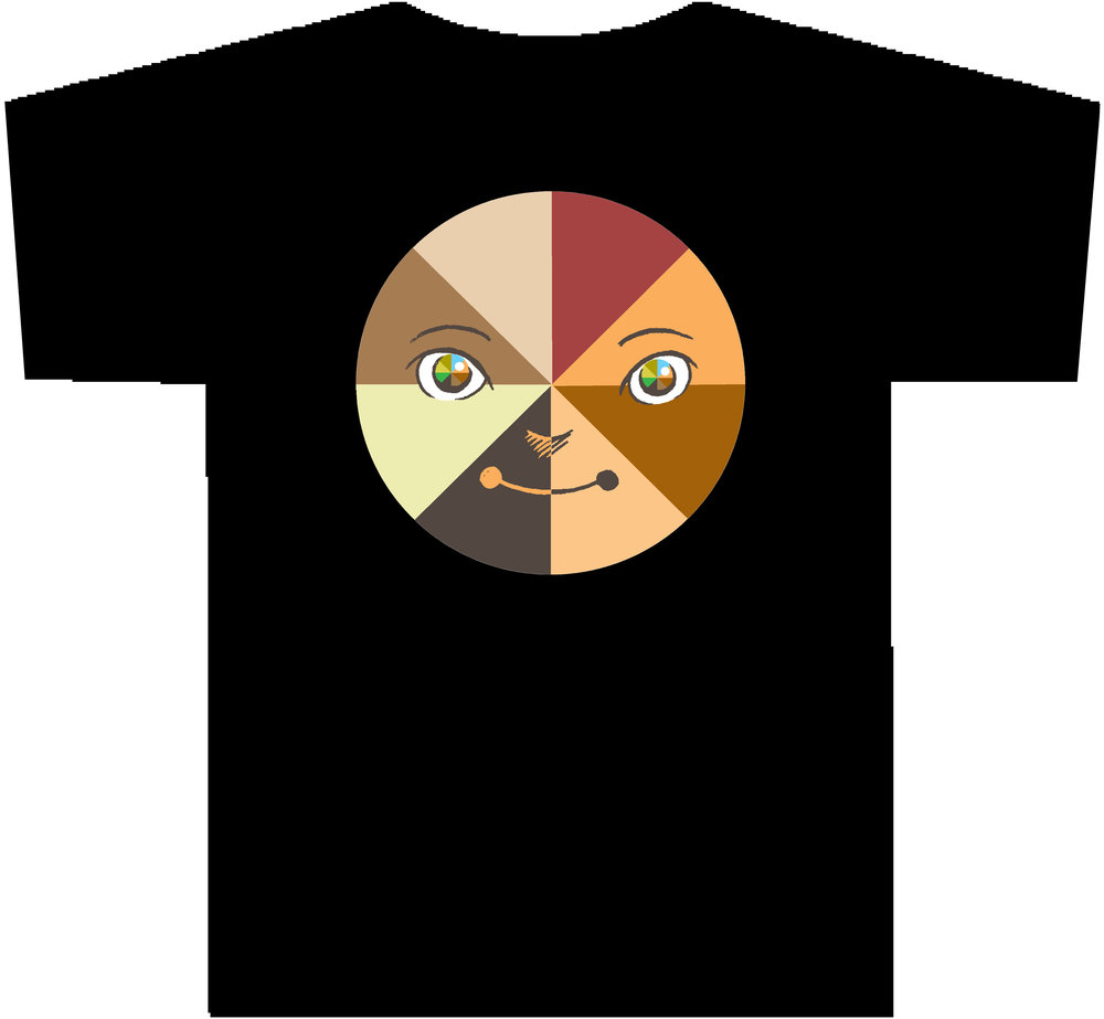 MULTICULTURAL FACE T-Shirt