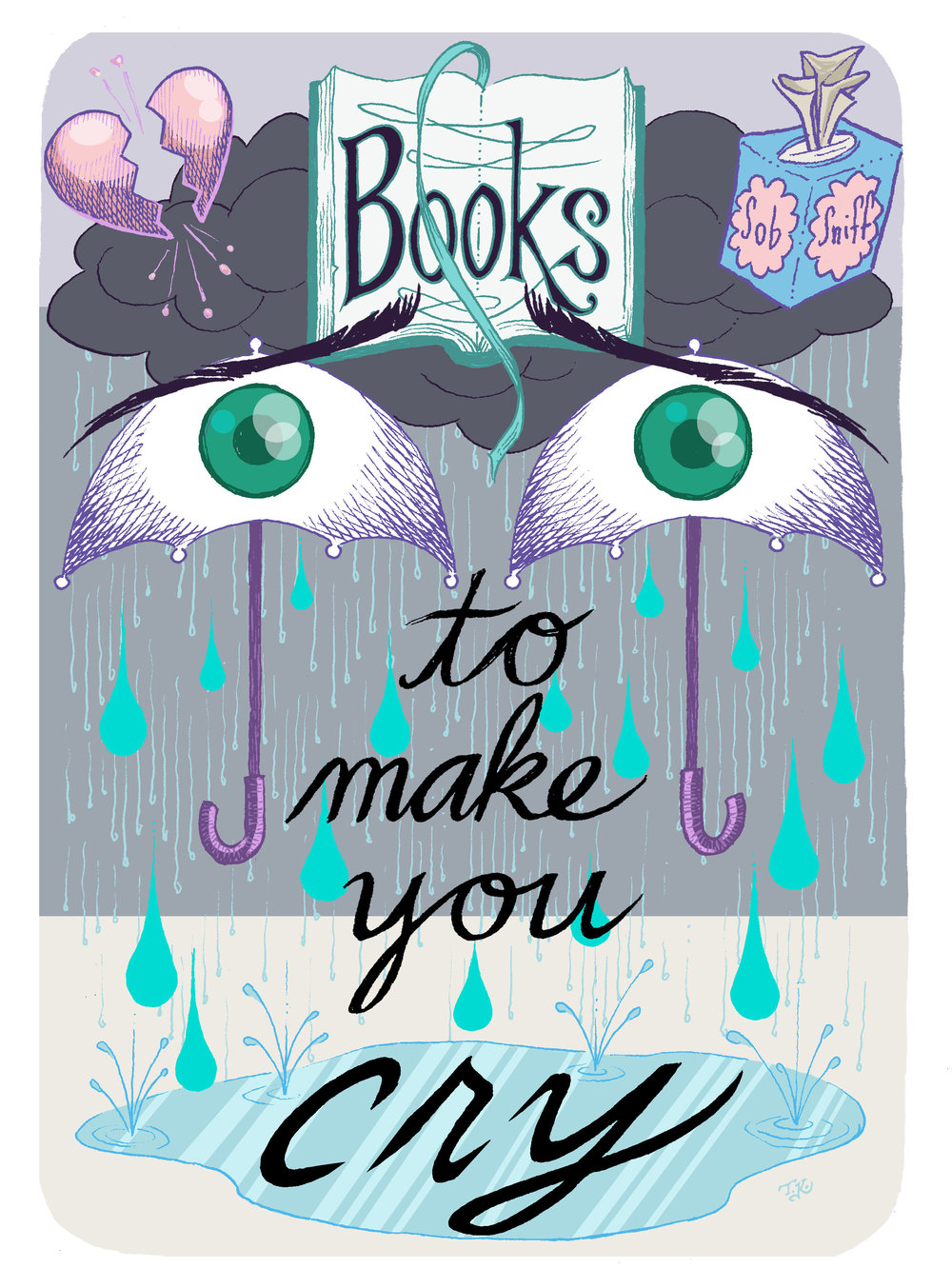 Books to make you cry