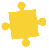 The Yellow Puzzle Piece