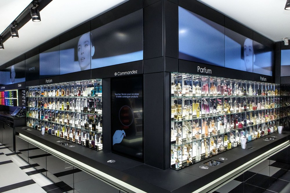 Sephora Flash Concept Store France Addicted To Retail Inc