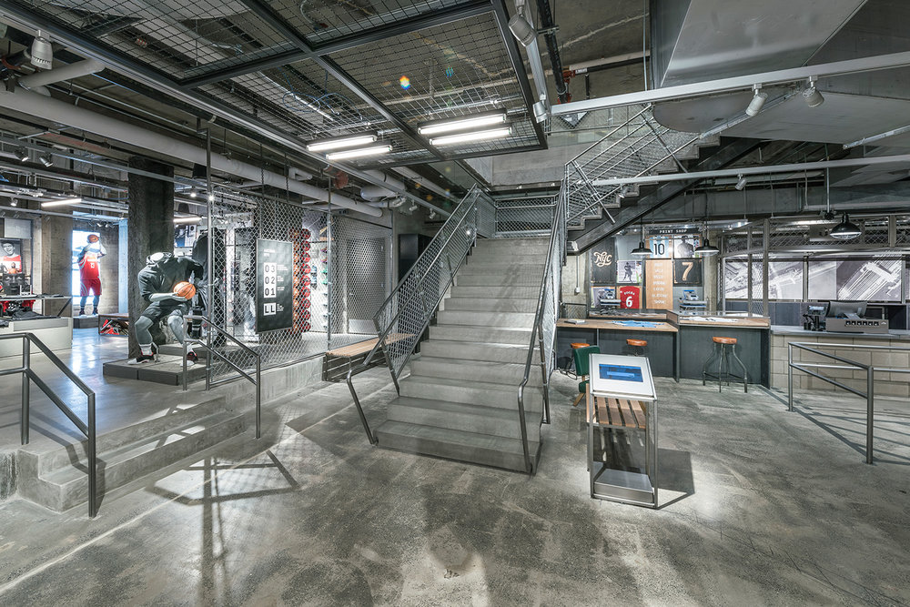adidas new flagship store