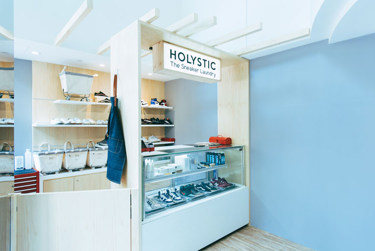 Holystic Sneaker Laundry Shop - Singapore — Addicted To ...