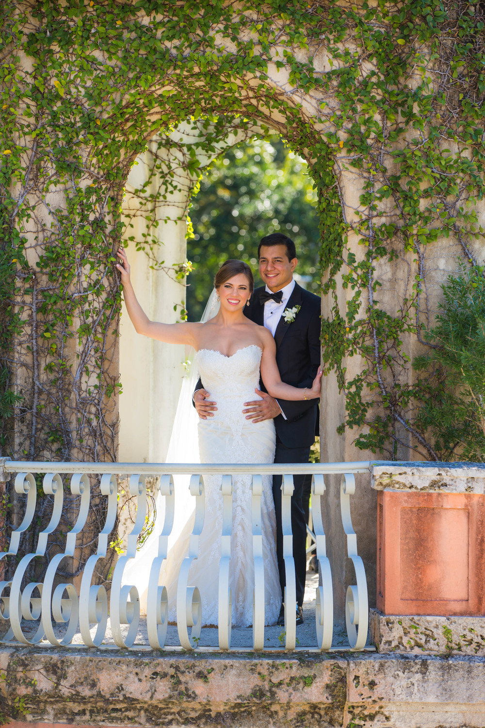 OMAR & NORMALIZ CHACON: WEDDING DAY