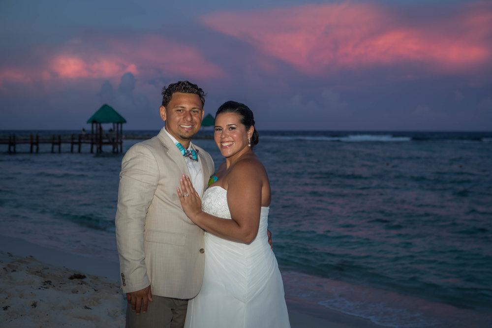 SHAKIRA & ERIK CRESPO WEDDING