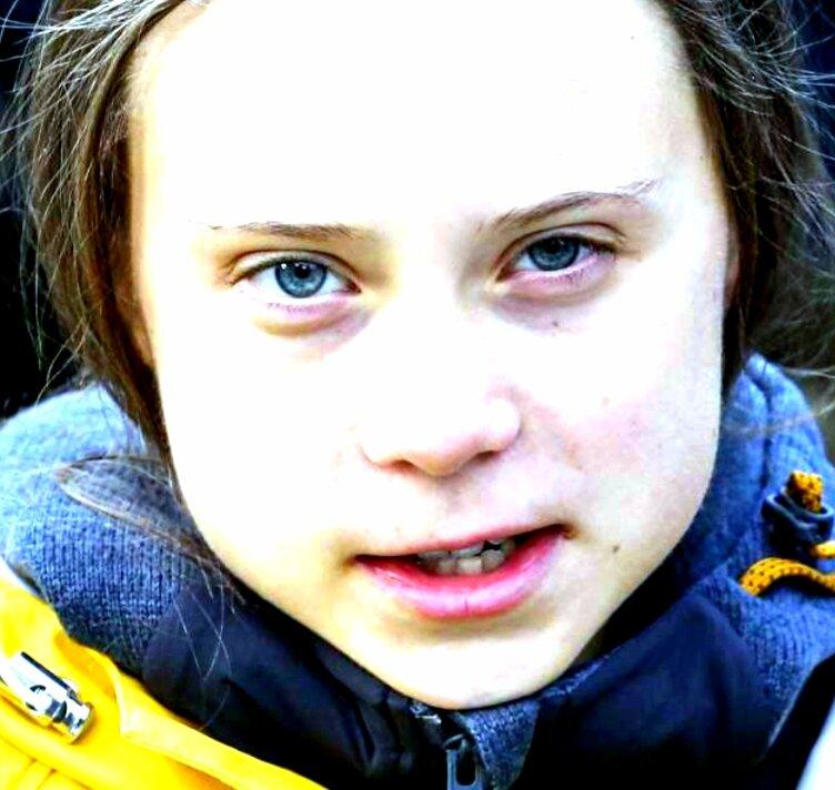 Fury Over Greta Sticker Explicit Greta Thunberg Sticker Linked