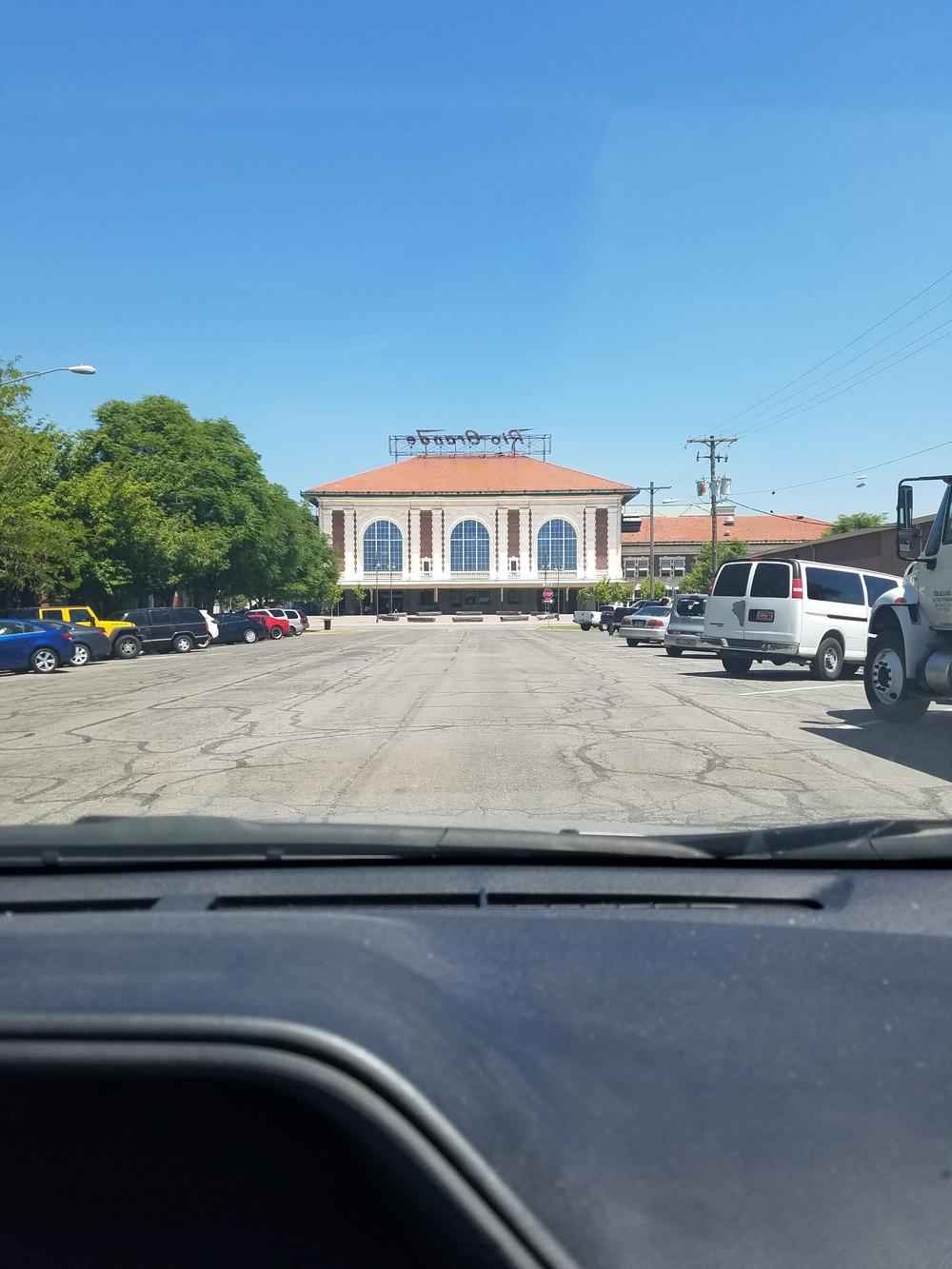 Le Old Station