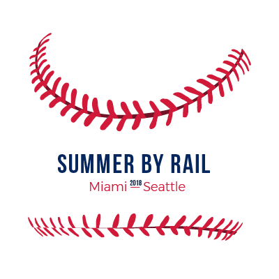 Summer by Rail