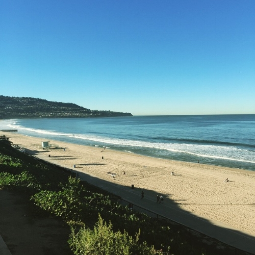 Failing successfully landed me living in California with this view a mile from my house. Not too shabby.