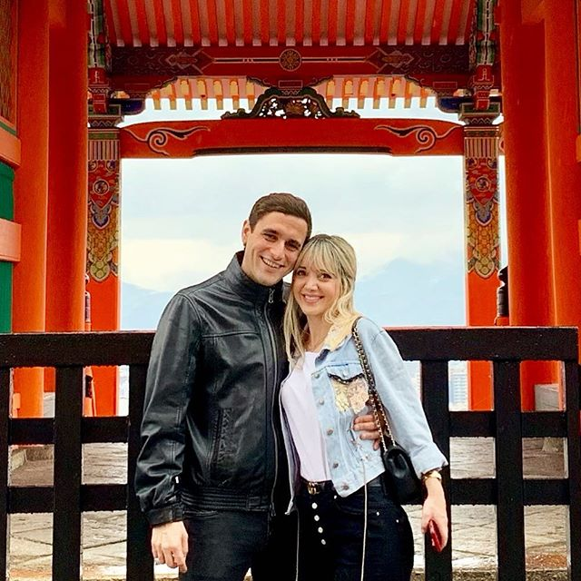 #shesaidyes ❤️😍 at #Kyoto #japan
