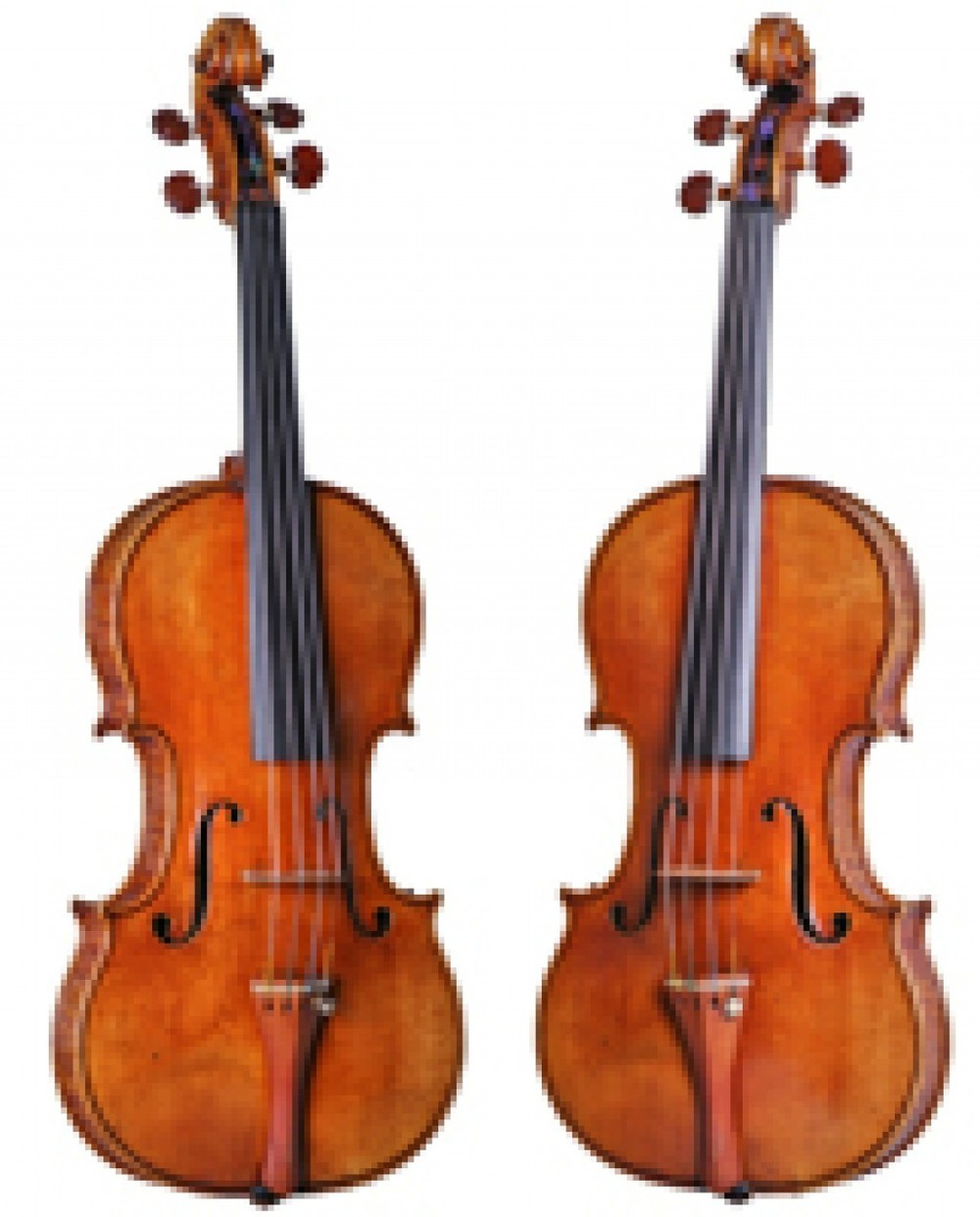 Betts violin, by Antonio Stradivari, Cremona, 1704. (Michael Zirkle/Courtesy Music Division, Library of Congress)