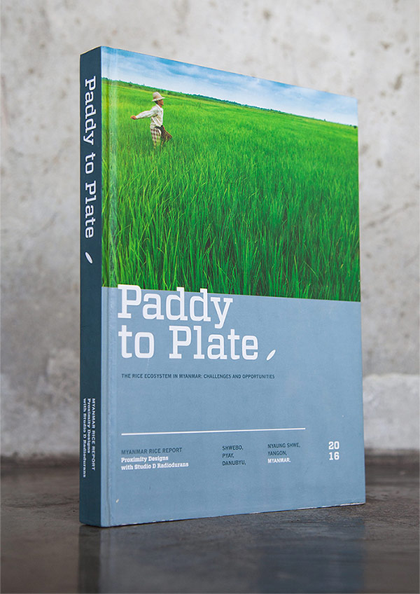 Paddy to Plate Cover