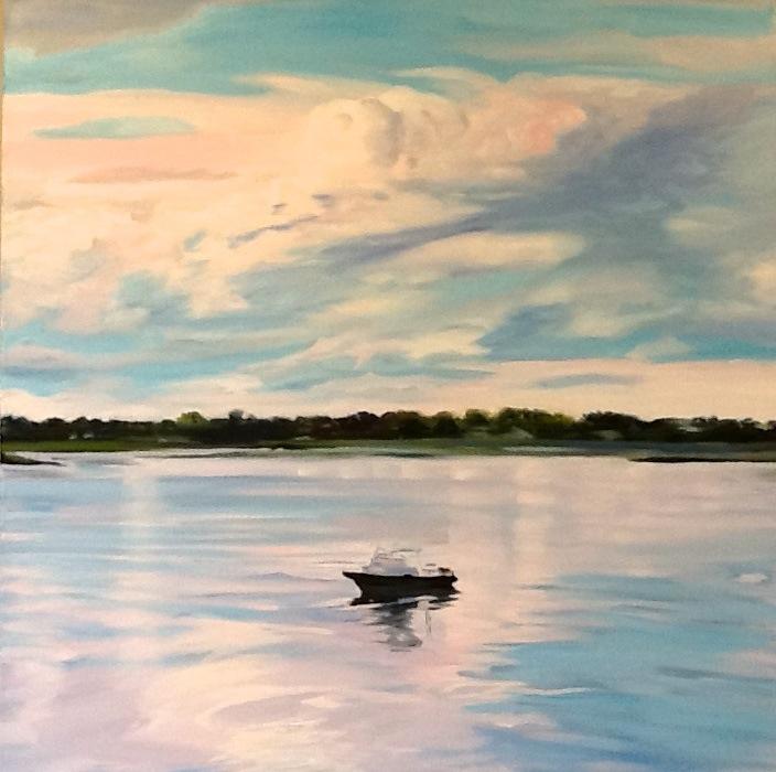 Lone Boat Rye NY
