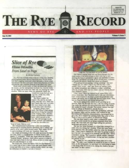 Rye Record June 16, 2004