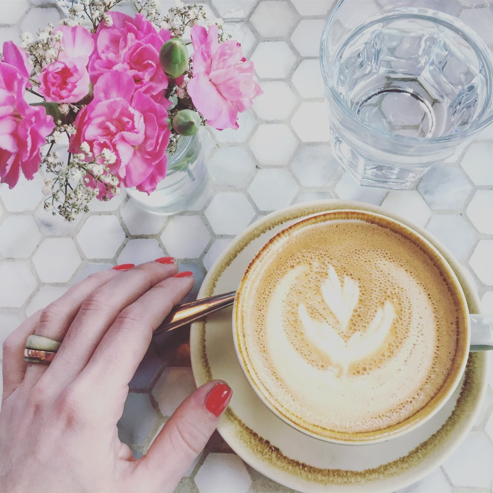 Start the day right with meditation, a light breakfast and a self-care workshop