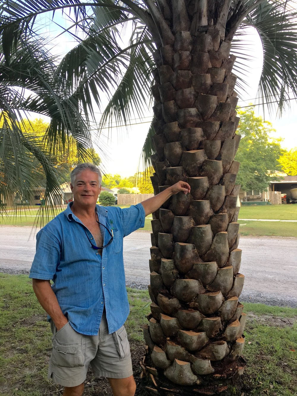 Michael Gautier - Owner/Operator of Mule Palms of Mississippi