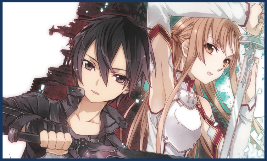 Sword Art Online Vol. 1: Aincrad   Light Novel Review