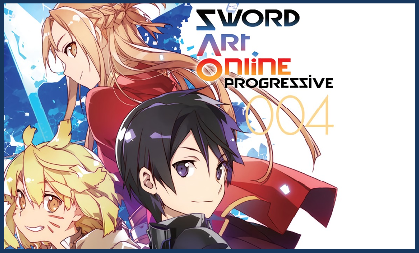 Sword Art Online Progressive Vol. 4   Light Novel Review