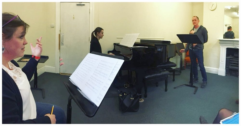 Singing Workshop in Marylebone 2018