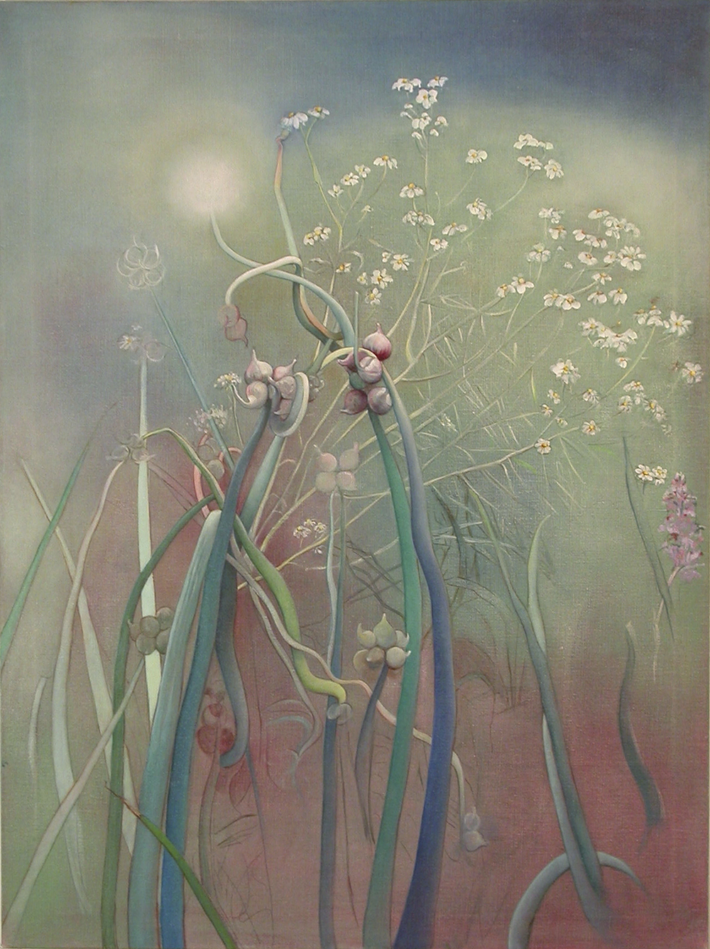 Untitled oil on linen 40x30, 2005