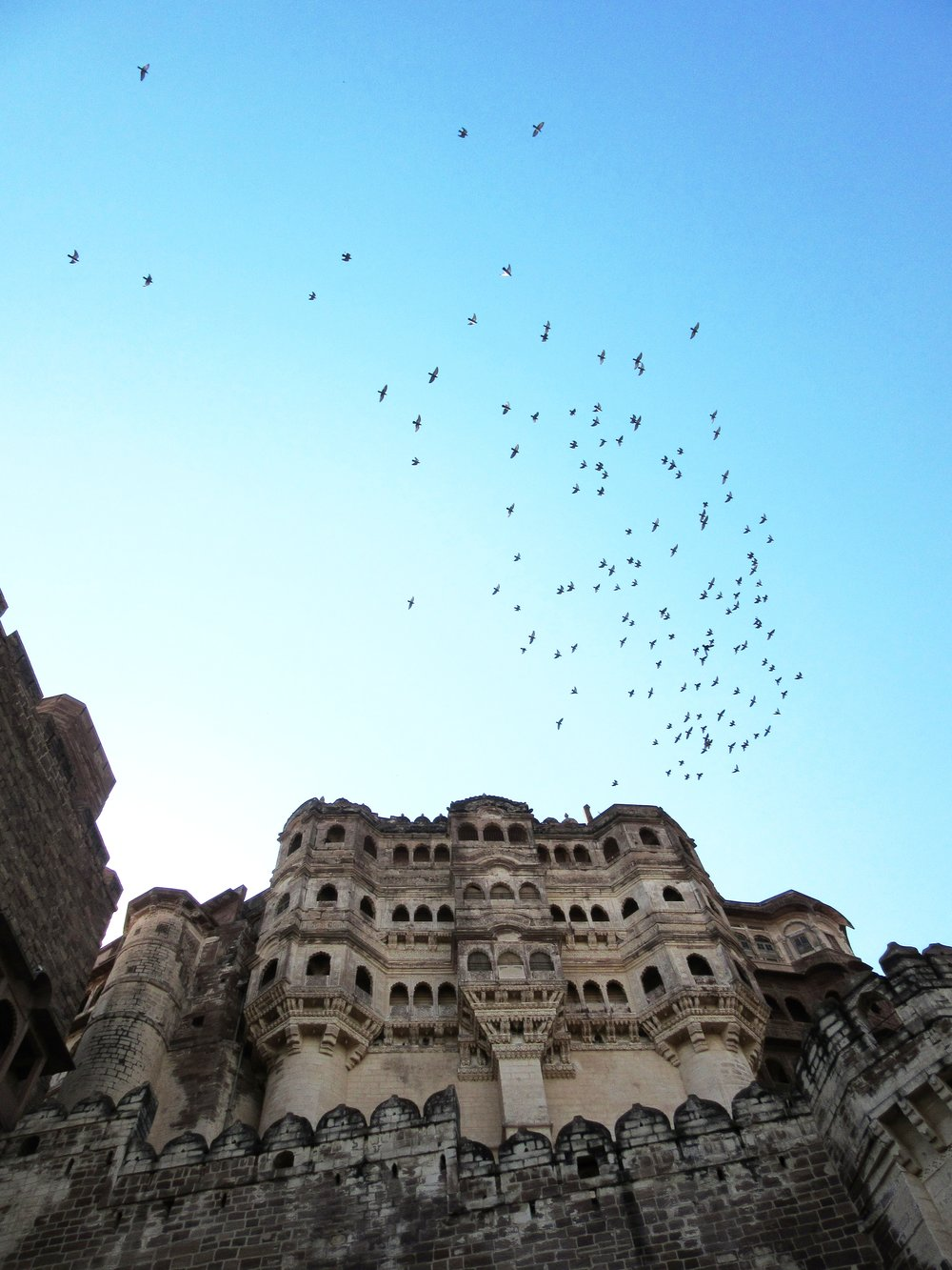 MEHRANGARH FORT PROVIDES A SPECTACULAR VENUE FOR THE WORLD SUFI MUSIC FESTIVAL