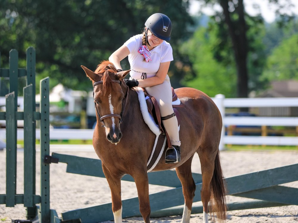 July 22nd Linden Hall Horse Show -
