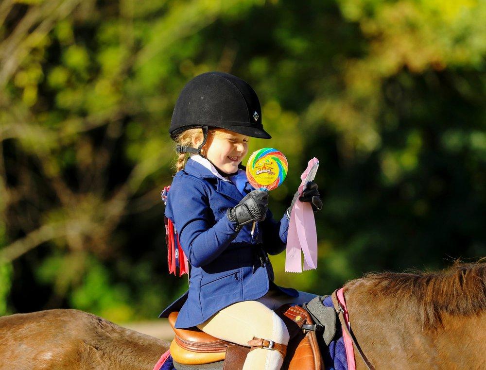 October 1st Windswept Acres Horse Show -