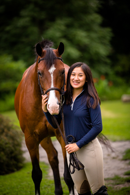 Horse + Rider