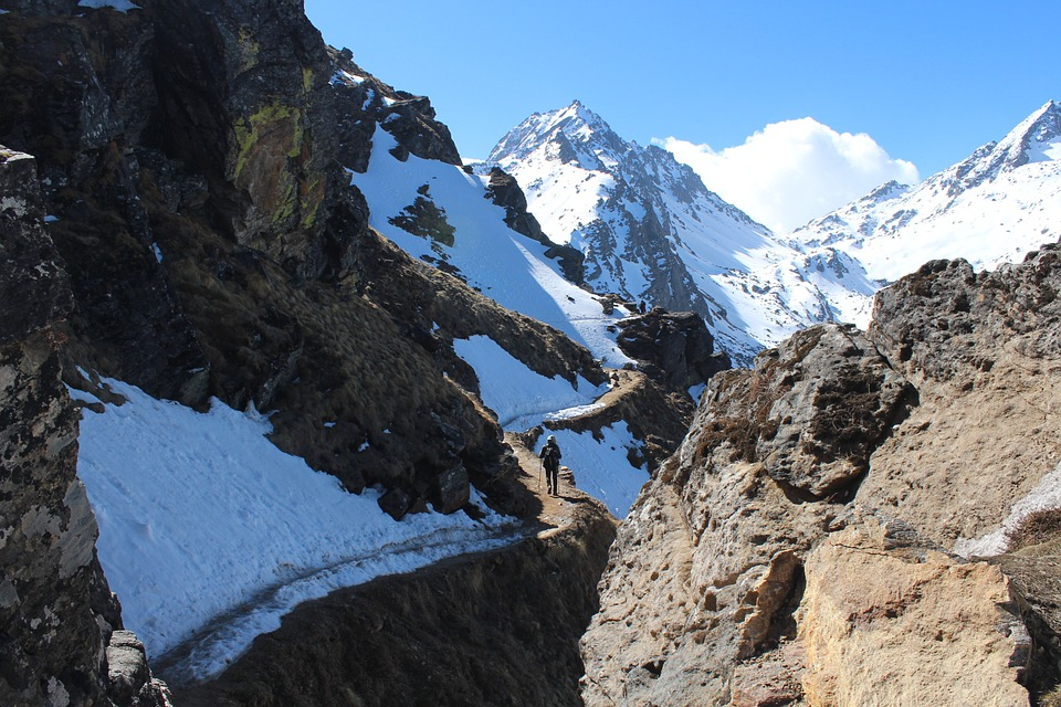 Langtang Valley Trek >>