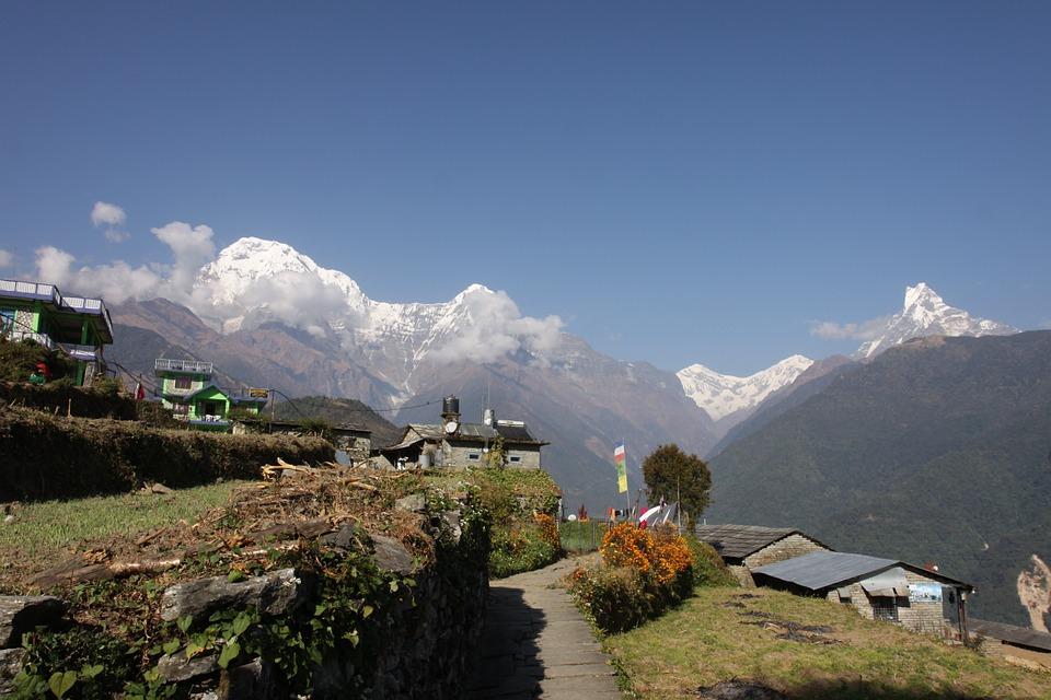 Annapurna Base Camp Trek >>