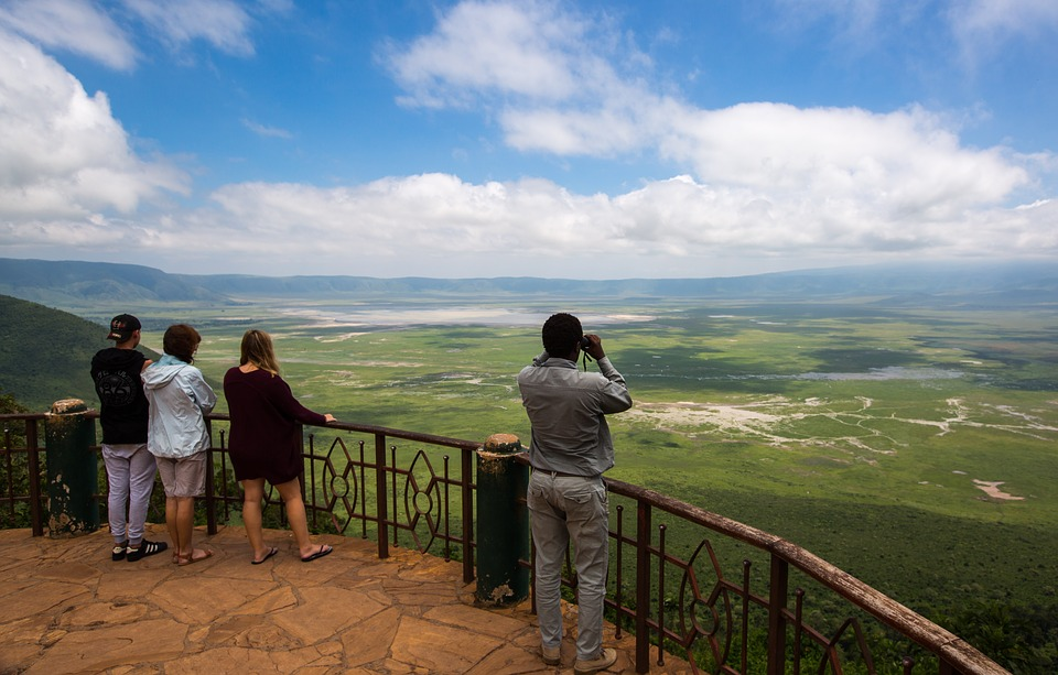 Ngorongoro Conservation Area >>