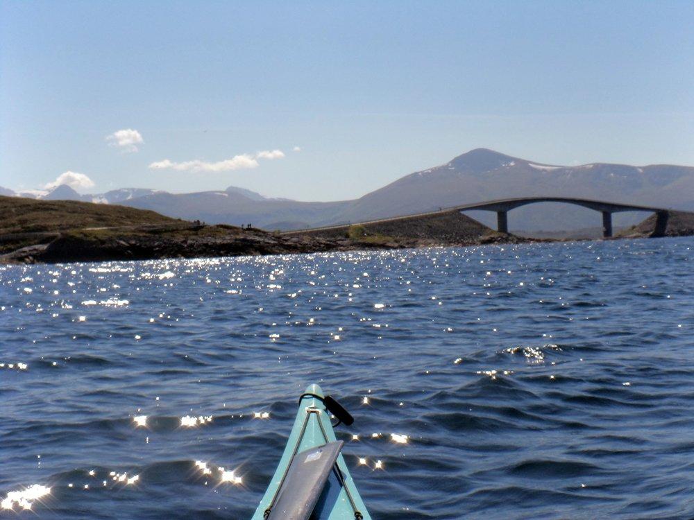 Kayaking >>