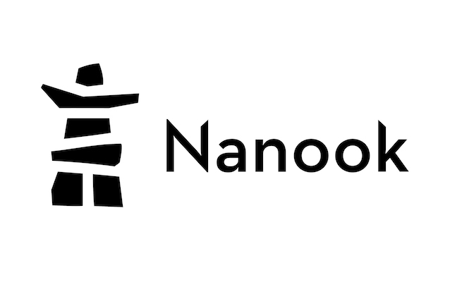 Nanook Logo Black JPG
