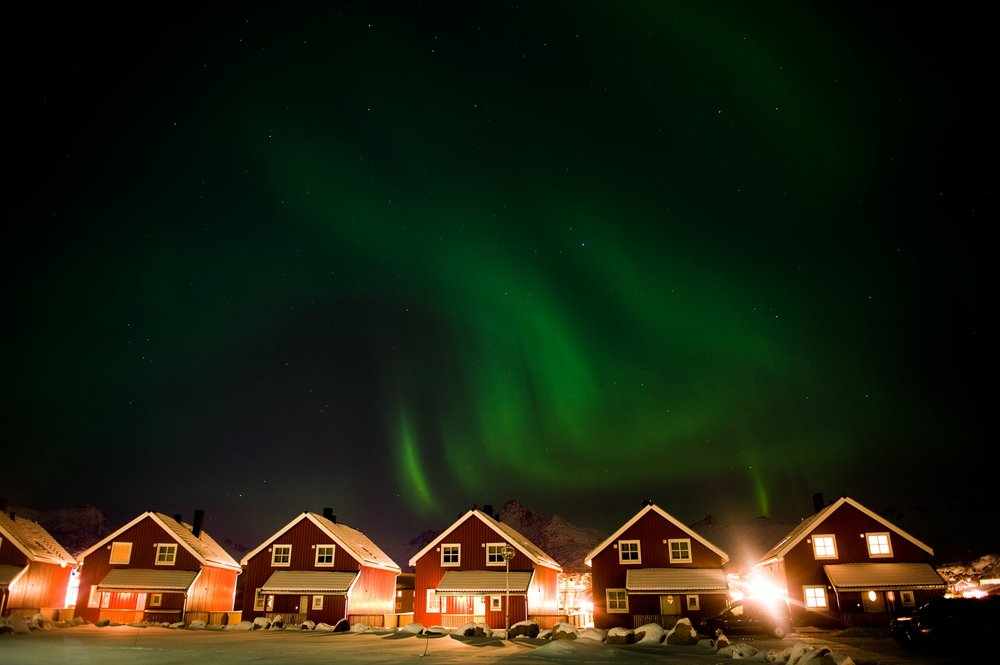 Northern lights and the midnight sun .jpg