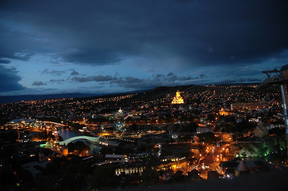 Georgia tbilisi night.jpg
