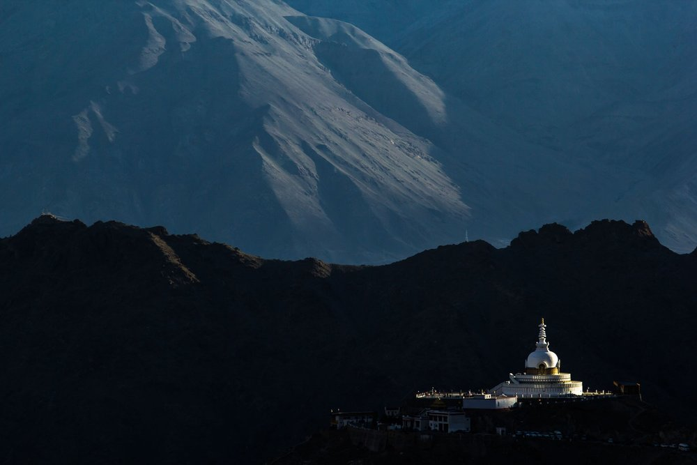 Temples of Let and Ladakh