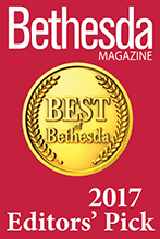2017 Bethesda Magazine Editors' Pick
