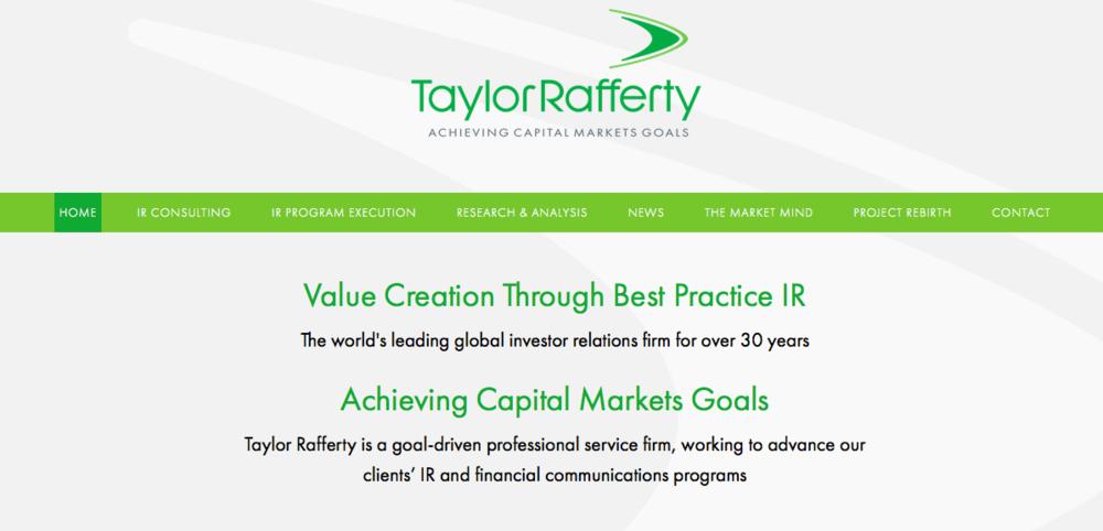 Taylor Rafferty