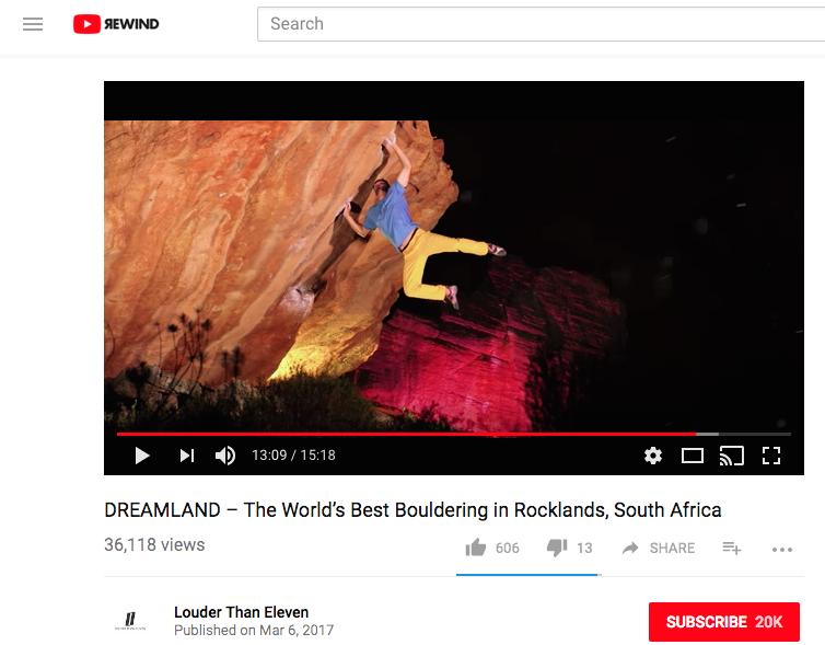 """Dreamland"" – storyboarding & scripting"