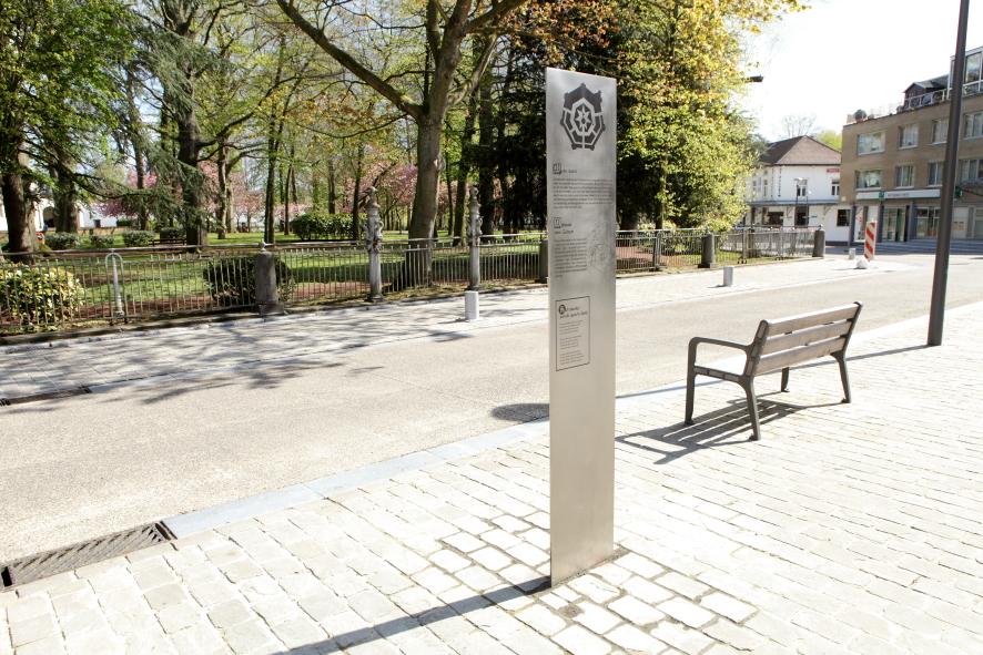 Erfgoedwandeling De Zevenhoekige Stad, Scherpenheuvel