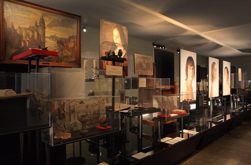 Tentoonstelling Vrouwen van Vlaanderen, Kortrijk, Rumbeke & Male
