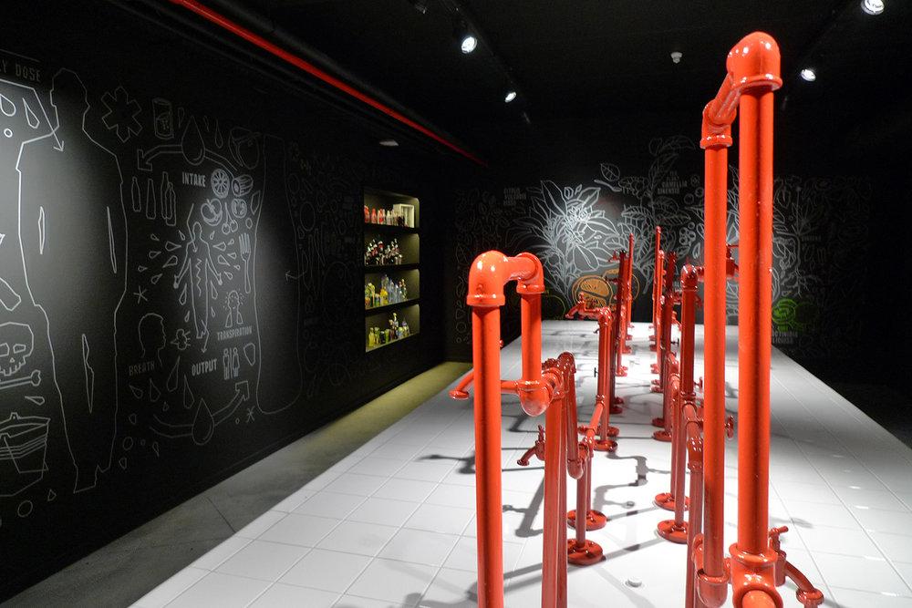 Bezoekerscentrum Coca-Cola