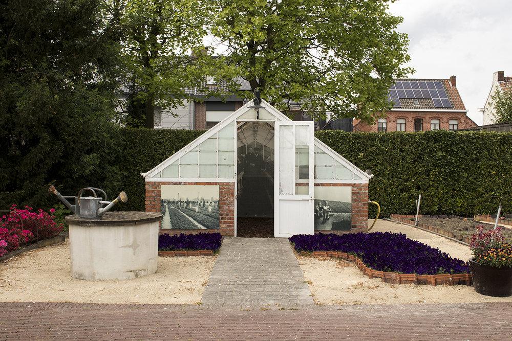 Sierteeltmuseum Lochristi